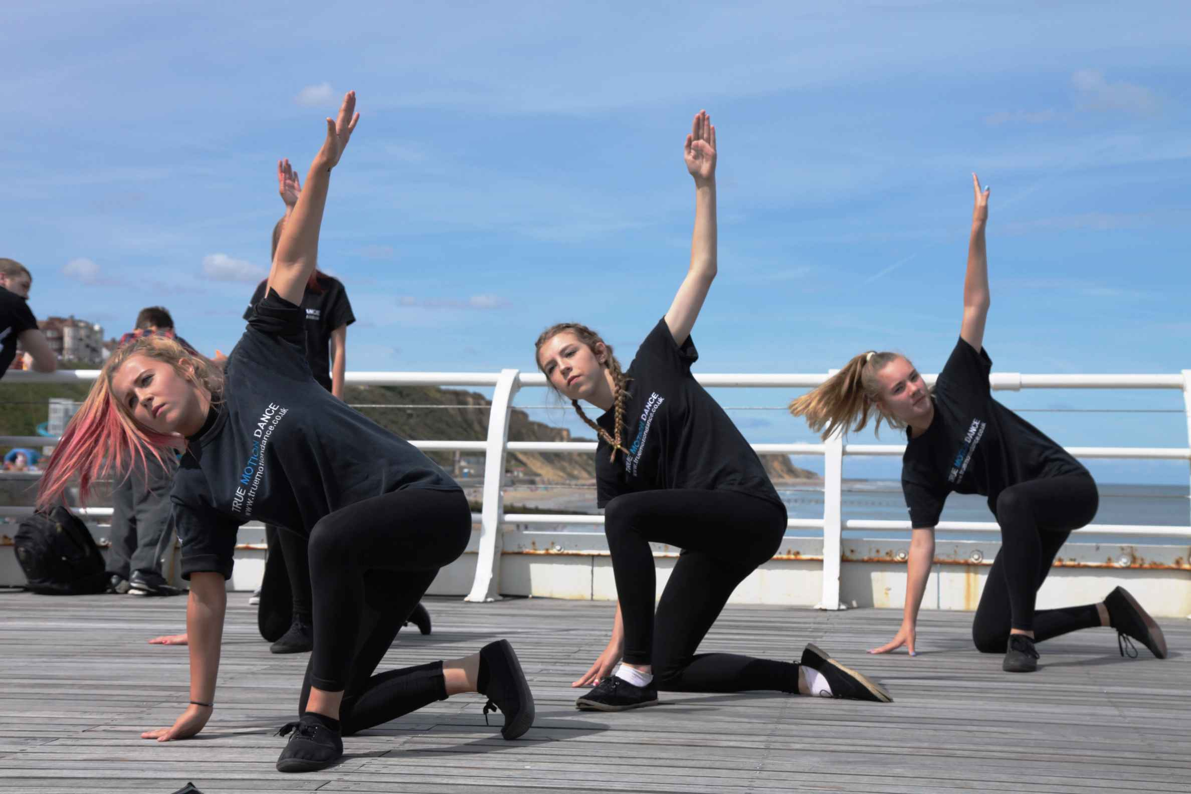 Contemporary dance class ages 12-16 Sheringham, North Walsham, North Norfolk