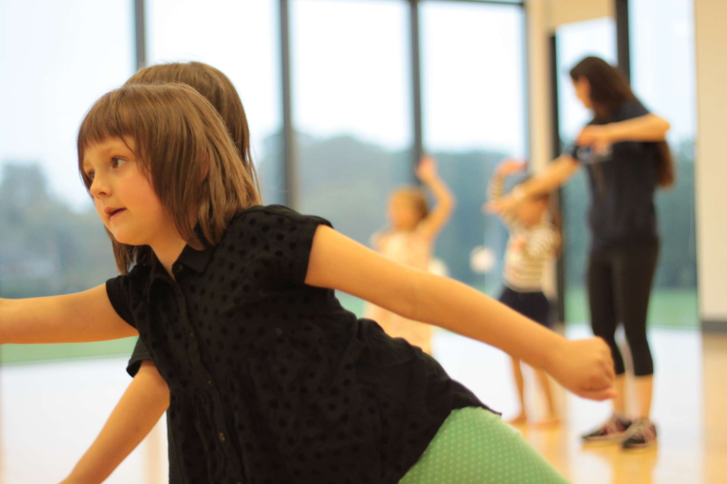 Creative dance class ages 8-11 Sheringham North Norfolk