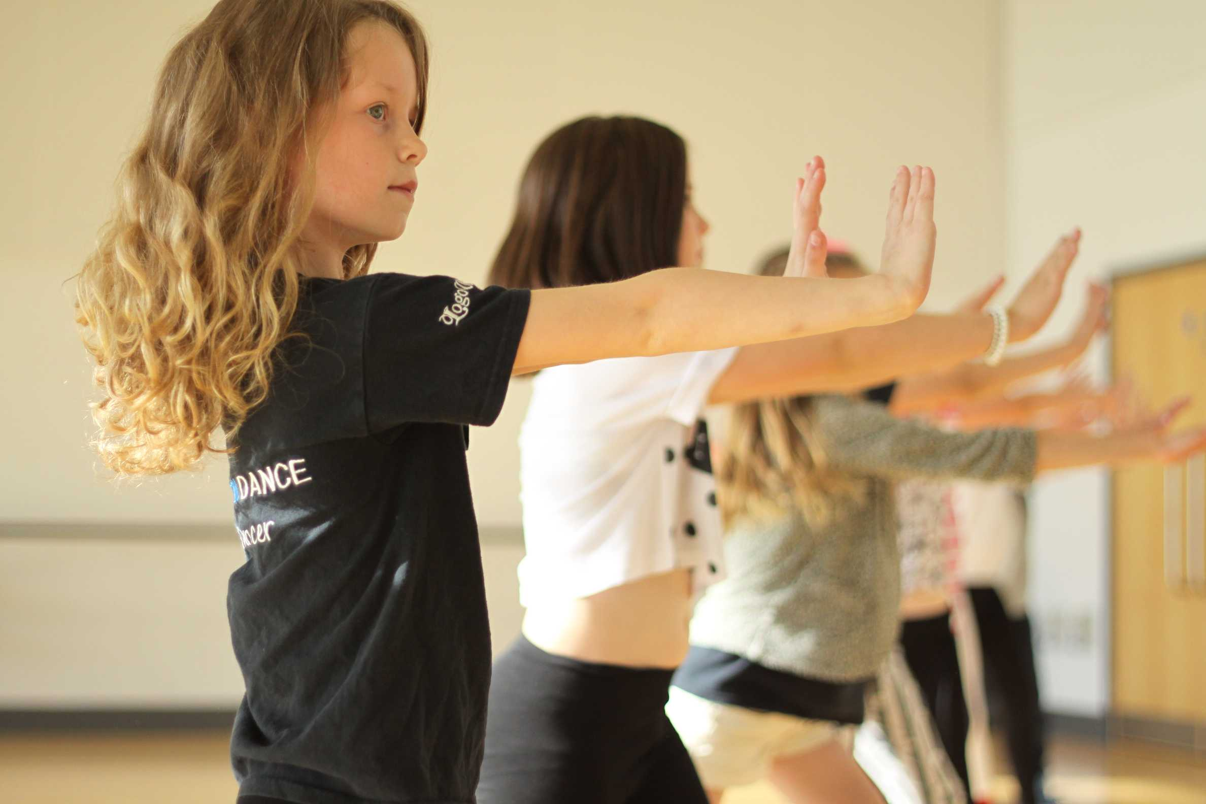 Street dance class ages 8-11 Sheringham and North Walsham North Norfolk