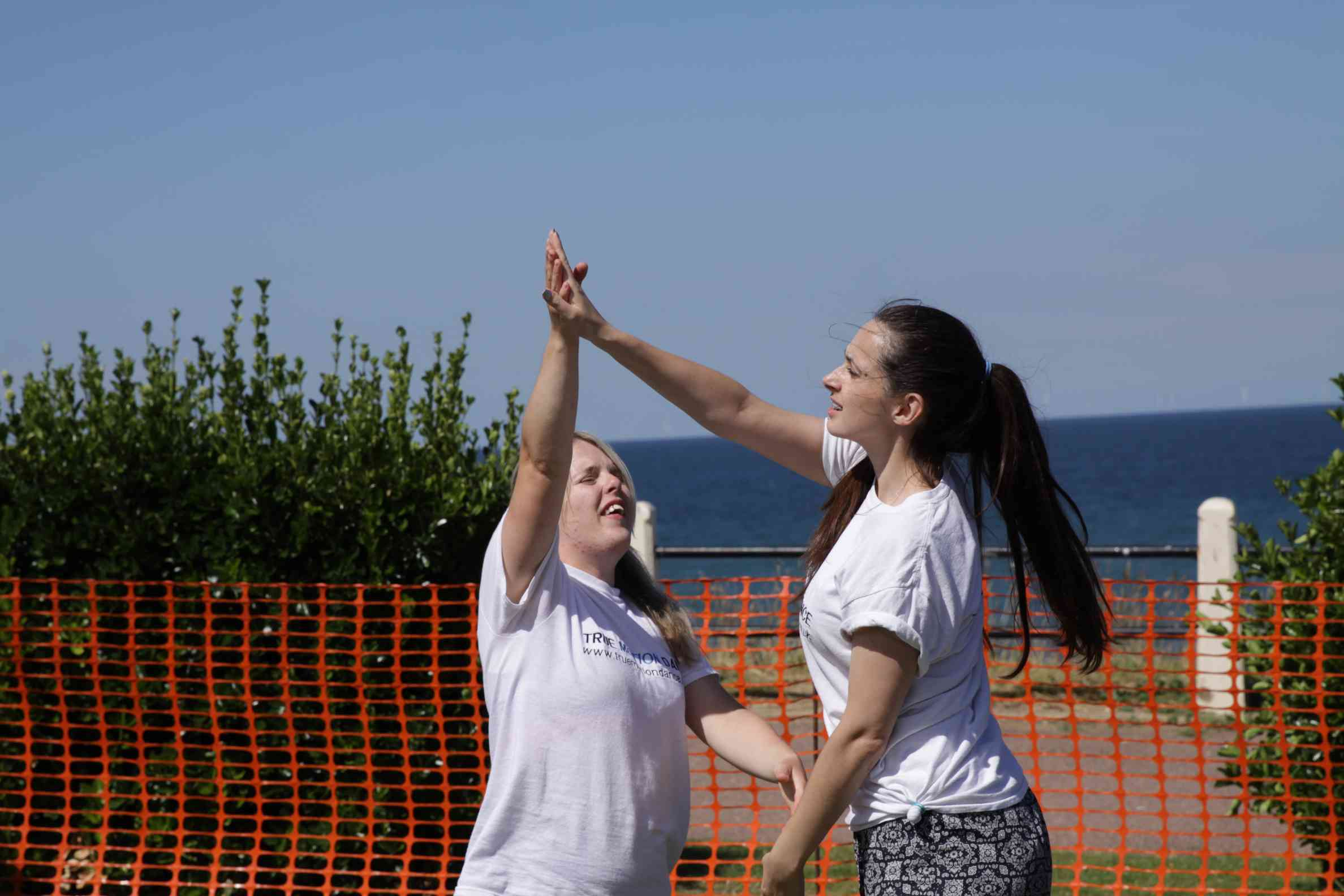 Dance-Ability performance in Sheringham