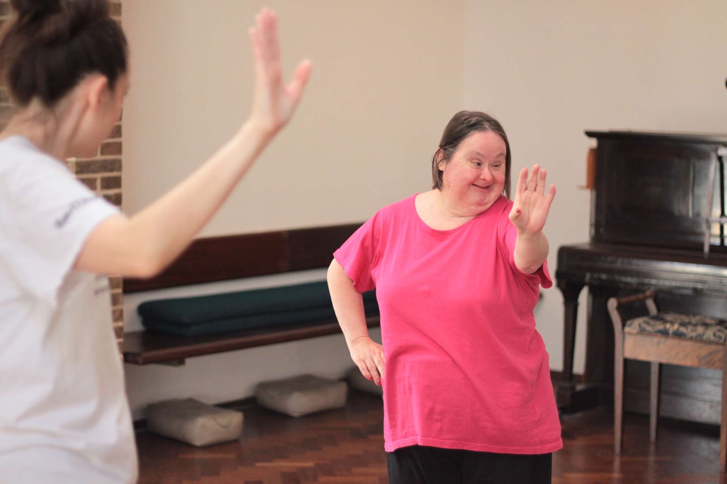 Dance disability class in North Norfolk