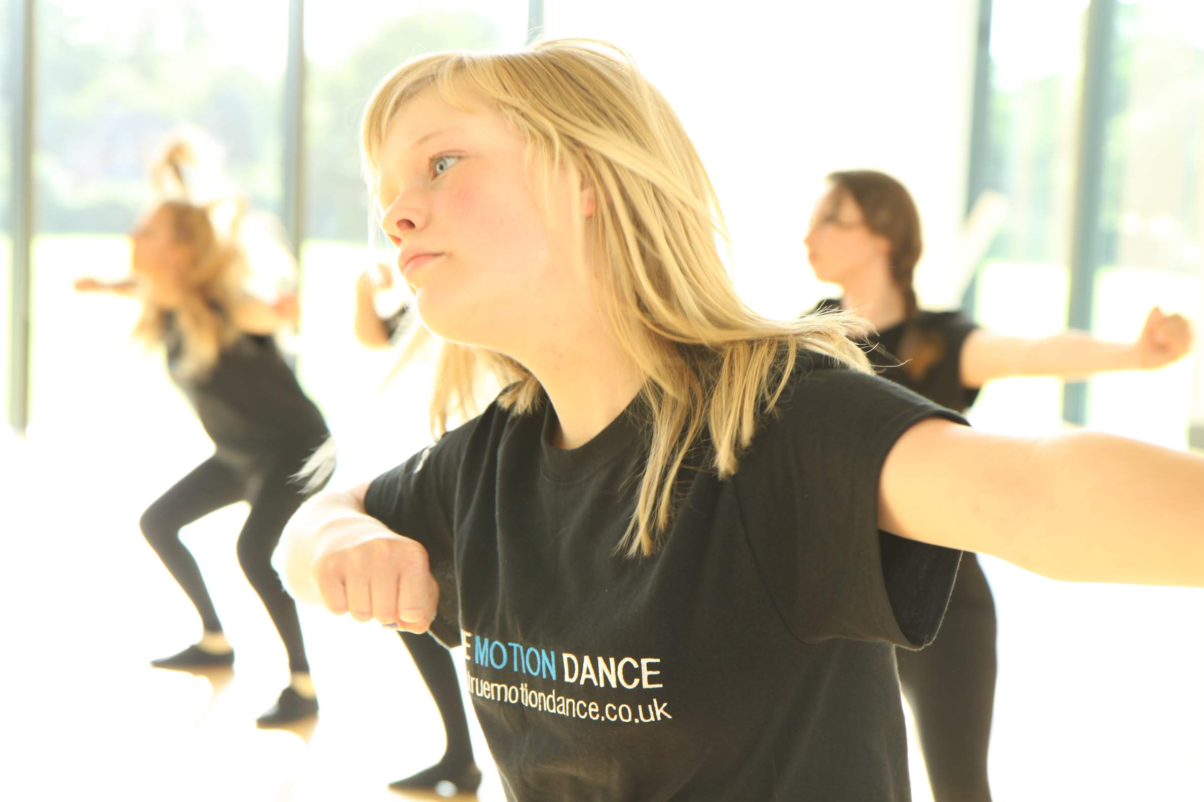 Holiday dance activities in North Norfolk with True Motion Dance