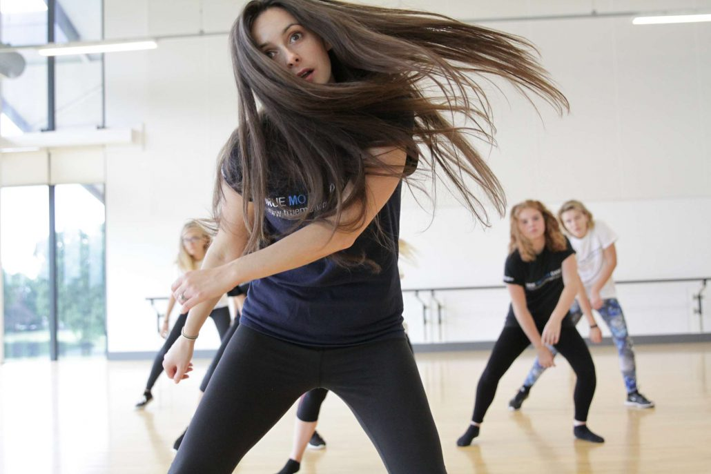 Kelly Marie Such, Choreographer, Dance Teacher and Dancer in North Norfolk