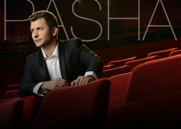True Motion Dance performing with Pasha Kovalev, Hunstanton, North Norfolk