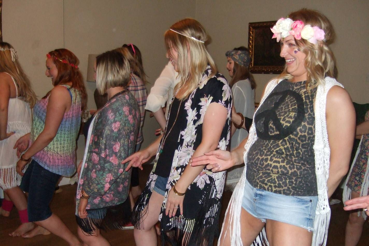 Pitch Perfect Hen Dance Party North Norfolk
