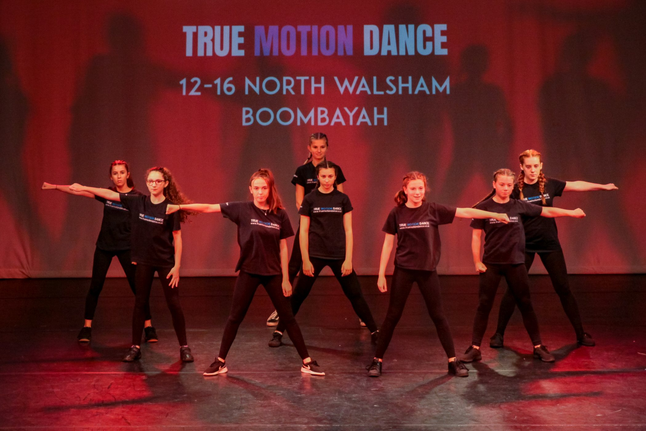 North Walsham Dance Class Performance